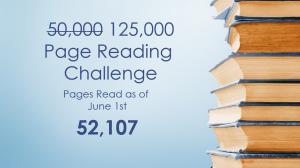 Reading Challenge 2