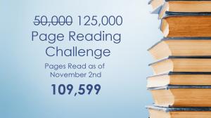 Reading Challenge 4