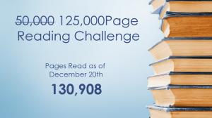 Reading Challenge 5